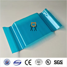 Polycarbonate sheet price/corrugated roofing material