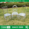 Polycarbonate Wedding Tiffany Chiavari Chair Resin