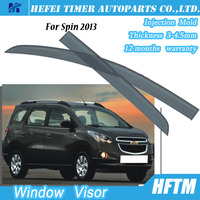 High quality rain protection window shields window film for Chevrolet Spin 2013
