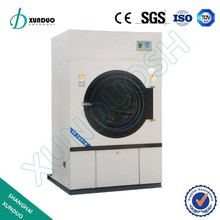 Modern front-load tumble clothes dryer for industrial application