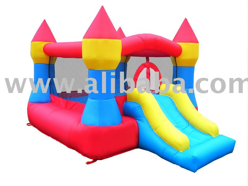 Inflatable Castle Bounce House for Home Use