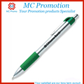 0.5mm springs advertising ballpoint pen for promotion