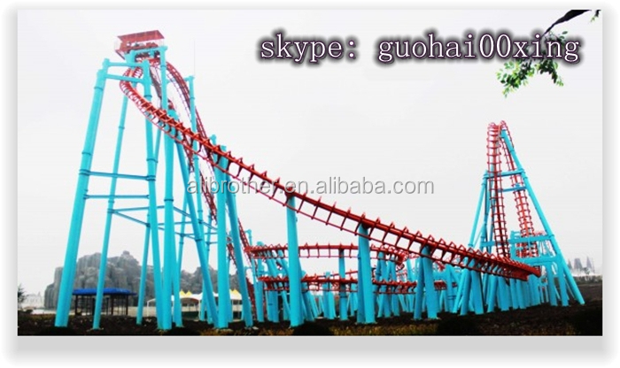 [Ali Brother]Mini Roller Coaster single ring roller coaster