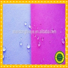 Huaye table cloth 100%pp spunbonded nonwoven supplier manufacturer