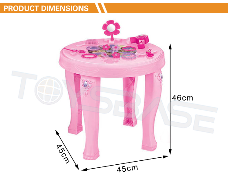 Toys Market in Shantou | Girl Pretend Play Toys Plastic Tableware