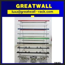 automatic door worm gear racks aluminum sliding door for sliding system