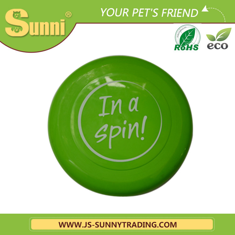 Dog toys plastic frisbee pets accesories