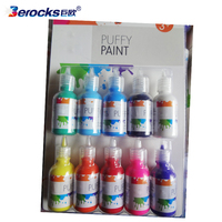Water based paint colours for puffy paint with free sample