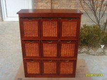 fashion outdoor wicker cube