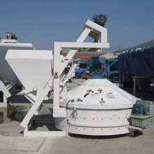 Construction Project Dry Wet Mix Vertical Planetary Concrete Mixer