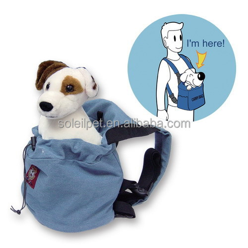 Fashion Foldable Polyester Pet Carrier Dog Bag For Wholesale