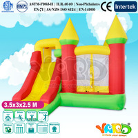 YARD Free Shipping Inflatable Air Castle Inflatable Jumping Castle Blower