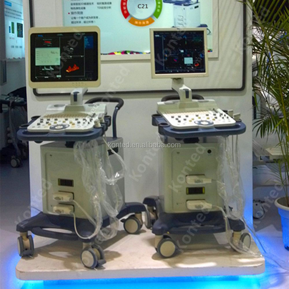 prostate ultrasound machine with 5 - 10 MHz variable frequency Encocavity Probe