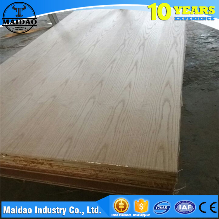 Hot product 1220x2440x18mm veneer mdf from alibaba china
