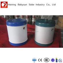 Solar water heater parts top assistant tank