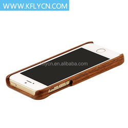 eco-friendly wooden case for iphone 5s