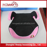 Portable washable baby children car booster seat /Universal baby car seat
