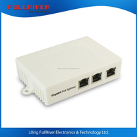 FR-S1003PEG-C / 3-port Gigabit POE Repeater ethernet Switch / network switch