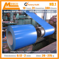 PPGI/Building Material/metal/Tianjin prepainted GI structure zinc coated Galvanized Steel Coil/roofing sheet