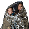 First aid Online shopping Thermal Foil Blanket for Camping rescue(EF-006)