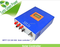 MPPT 12V/24V auto swith 60A hybrid solar controller for soalr panel system with LCD display