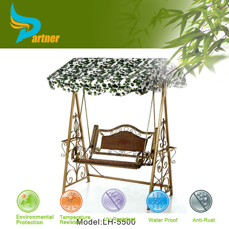 Indoor Patio Furniture Double Canopy Swing Cheapest Garden Ridge Outdoor Furniture Two Seater Leather Hanging Chair