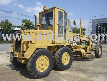 Mitsubishi Motor Grader Model MG350