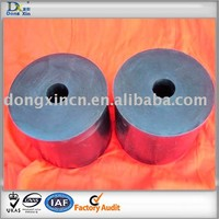 factory customized marine dock used vibration rubber damper/shock absorber rubber block