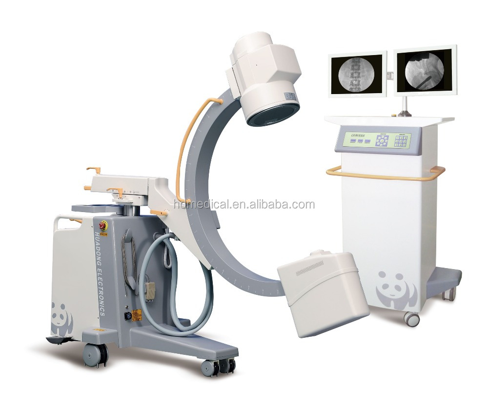 the price of mobile x ray system equipments New High frequency Mobile digital surgical fluoroscopy x ray C-arm X-ray Machine