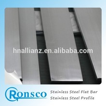 201 316L 304 stainless steel flat bar with good quality and best price
