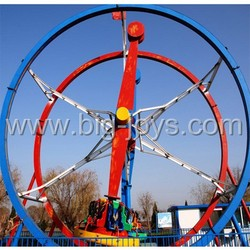 2016 High quality amusement park rides ferris wheel ring for sale