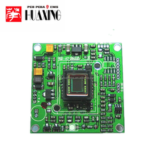 Custom-made cctv board camera pcb assembly