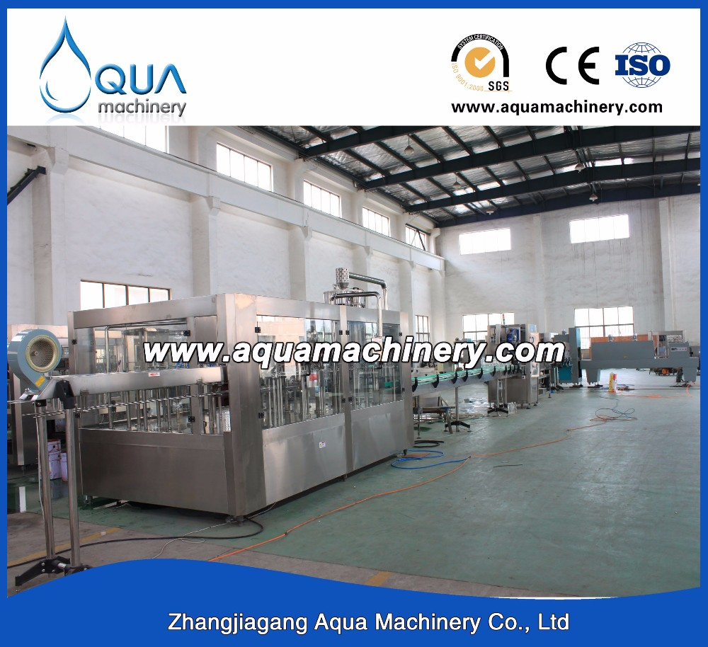 China Supplier Carbonated Beverage Fiilling Filing Filling Machine