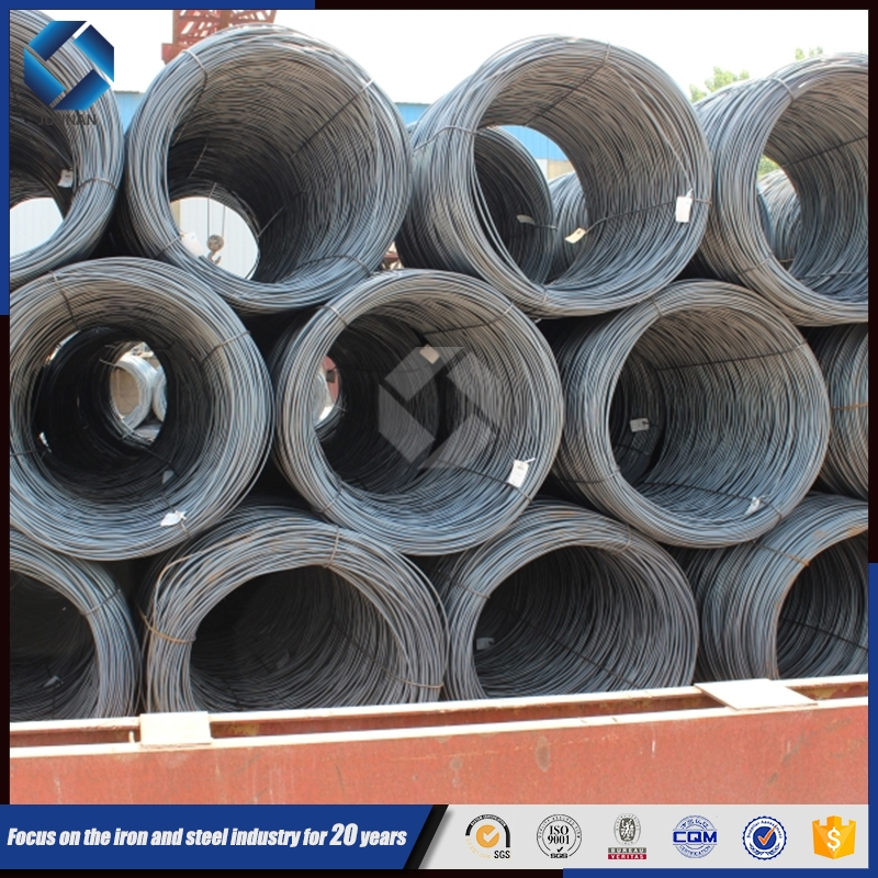 wire rod size Steel wire rope steel wire cable for nails