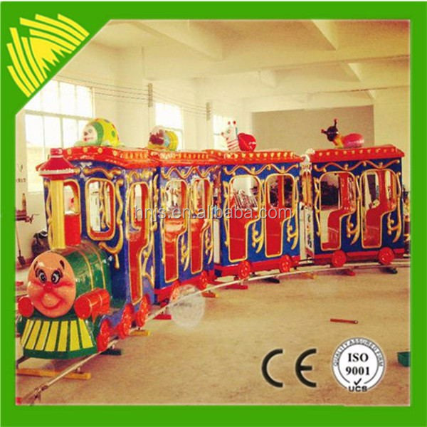 High quality thomas cartoon electrical train wholesale