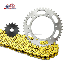 New type best price DR250 Motorcycle chain sprocket kit