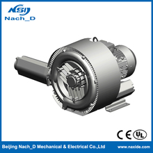 Hot Air Blower for Ventilation of Sewage Treatment Plants