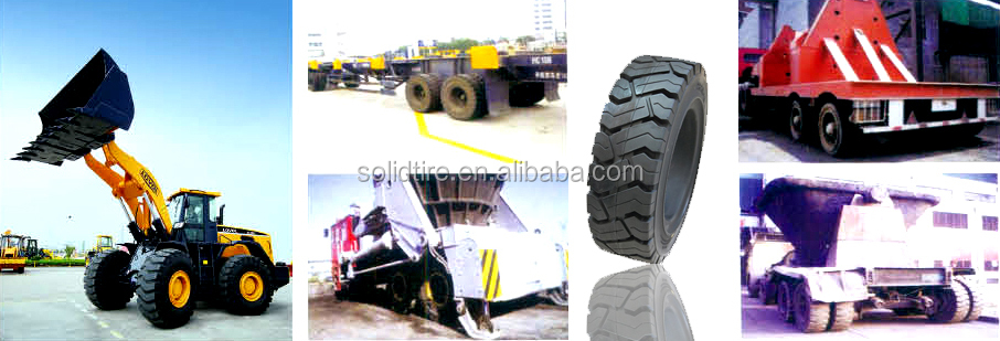 23.5-25 industrail solid tire