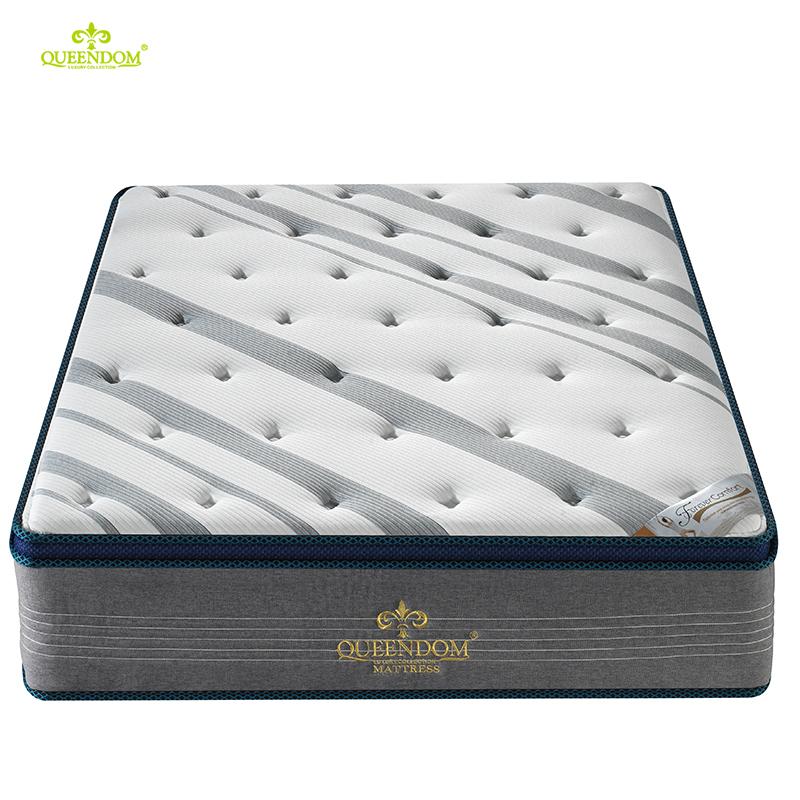 Plastic elegant five star luxury hotel mattress - Jozy Mattress | Jozy.net