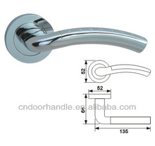 Handles and knobs of kitchen hardware
