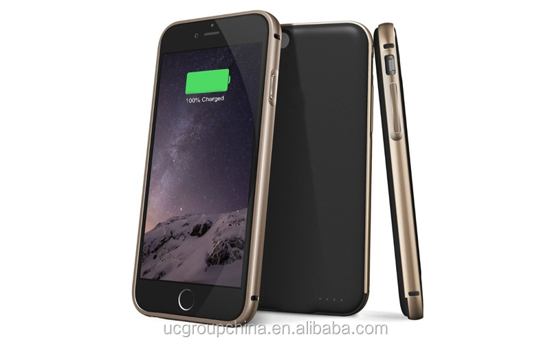 2400mAh Ultra Slim Charging Case / Portable Charger case for Iphone 6&6S / Smart Battery Case