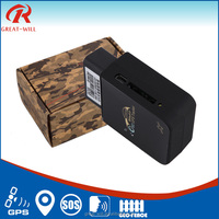 High Quality 306 Fleet GPS / GSM / GPRS Tracker Device with OBDII Plug & Play 2.4G Fleet Management Attendence