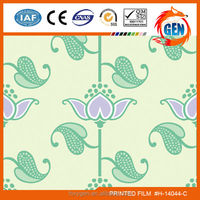 Wall paper competitive price and high quality flower pattern wall cover with 15-year warranty for household