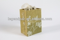 natural style essential oil box with ribbon handles