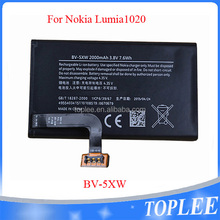New Qualit BV-5XW 3.8v 2000mAh Lithium Battery For Nokia Lumia 1020 909 RM-875 RM-877 RM-876