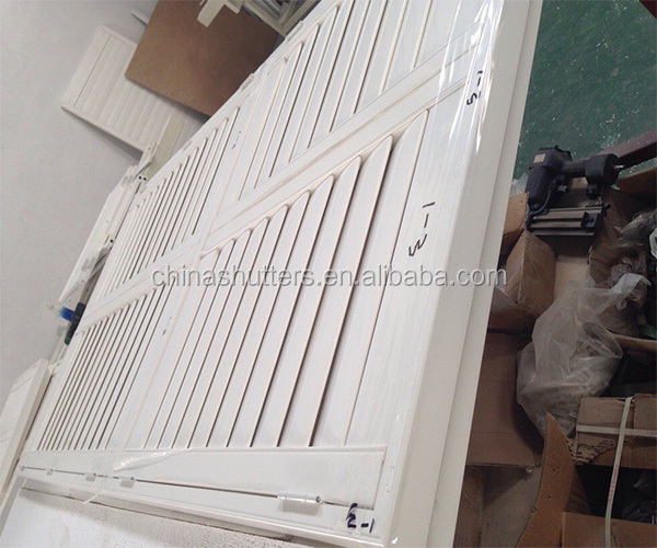 89mm louver size thermalite shutters