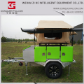 2015 New galvanized utility trailer small travel trailer
