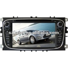 "7"" Car navigation and entertainment system for Ford Mondeo with 8CD,BT,IPOD,TV and IPHONE menu"