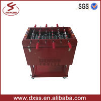 Party cooler with wheels for beverage promotion (C-012)
