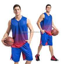 2017 new arrival design basketball school uniforms/jerseys customized wholesale/basketball uniforms sublimation